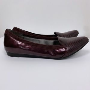 Life Stride Shoes - Life Stride Women's Quickstep Pointed Toe Flat